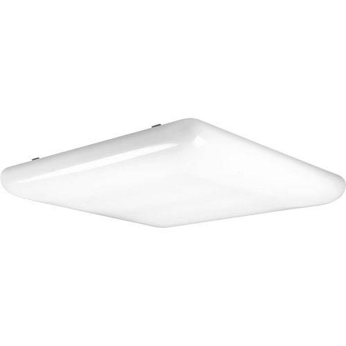 P7285-60EB White 31-Inch Two-Light Fluorescent Modular Flush Mount