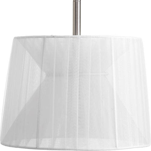 P8928-01 Markor White Mini Pendant Accessory Shade