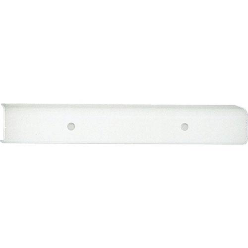 Channel Glass White Four-Light Bath Sconce