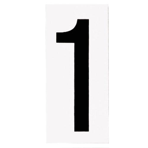 Address Light White Address Number One