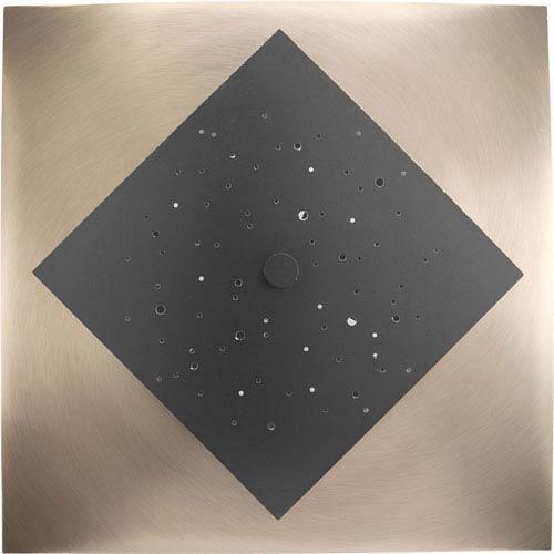 Beyond Graphite LED 3-Inch One-Light Flush Mount