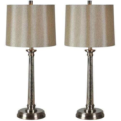 Ren Wil Brooks One Light Table Lamp Set Of Two Cos336 Bellacor