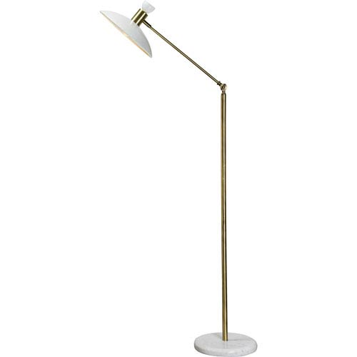 Troilus One-Light Floor Lamp