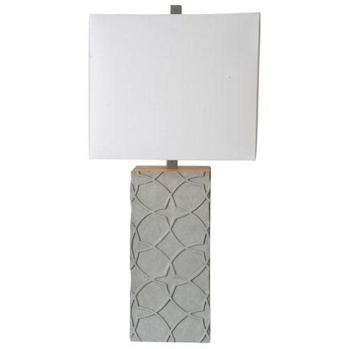 Ren Wil Barkly Concrete Table Lamp