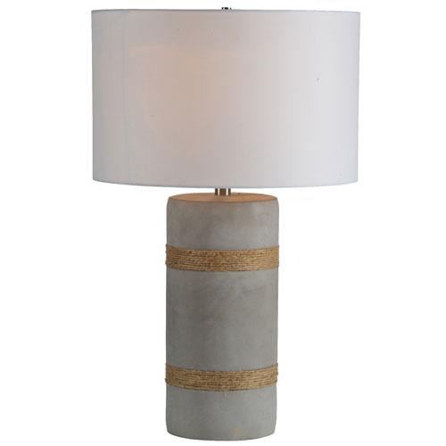 Malden Rope Detail Table Lamp