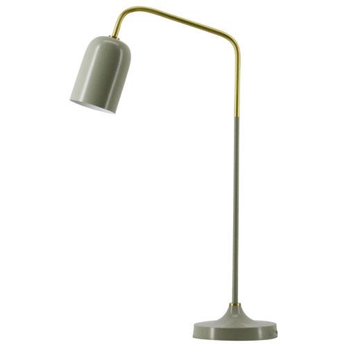 Parker I Seimens Gray Table Lamp