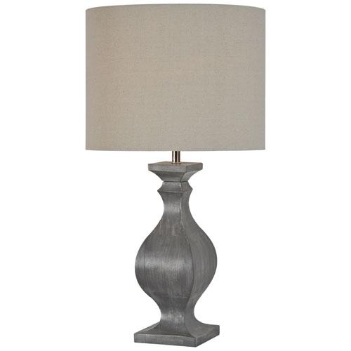 Durango Gray Table Lamp