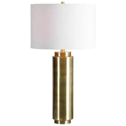 Ren-Wil Amelia Bright Nickel Table Lamp