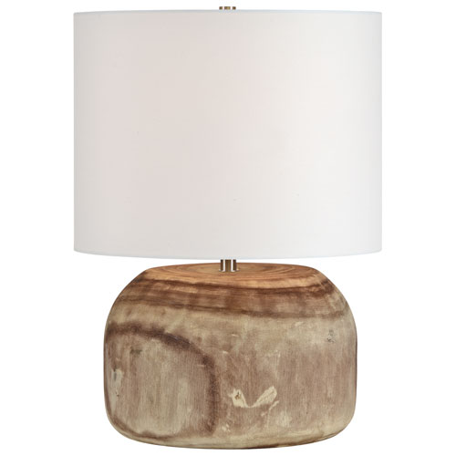 Maybury Natural Wood Table Lamp