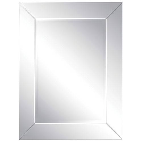 Tribeca Rectangular Beveled Mirror