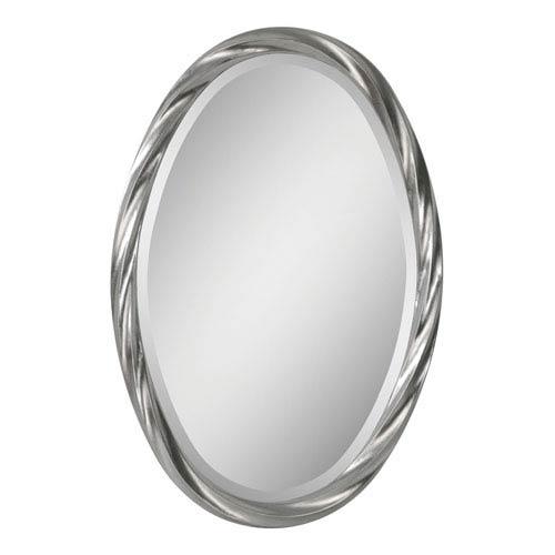 Wiltshire Silver Leaf Mirror