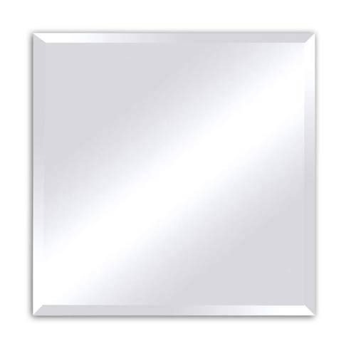 Ren-Wil Mirror Square Beveled Mirror