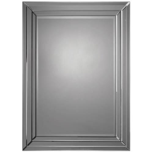 Bryse All Glass 36-Inch Rectangular Mirror