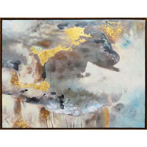 Ren-Wil Gleam By Patrick: 48 x 36-Inch Canvas Wall Art