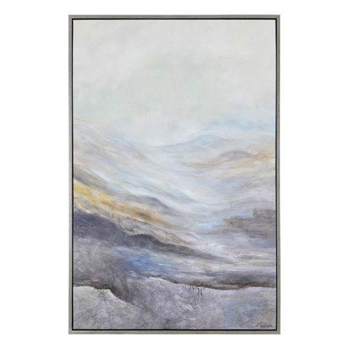 Bleaklow By K.Sizaya: 40 x 60-Inch Canvas Wall Art