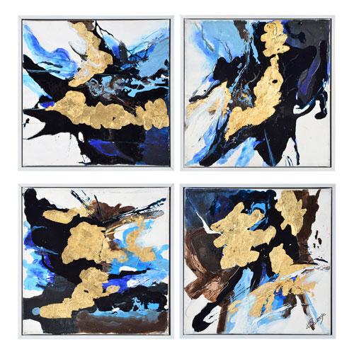 Ren-Wil Belgrave Mixed Wall Art Set
