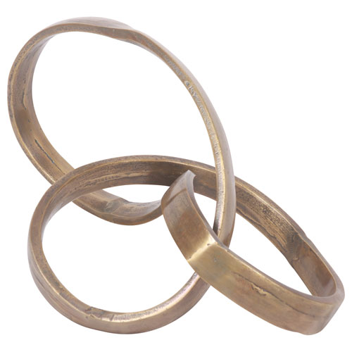 Ren-Wil Ribbon Antique Brass