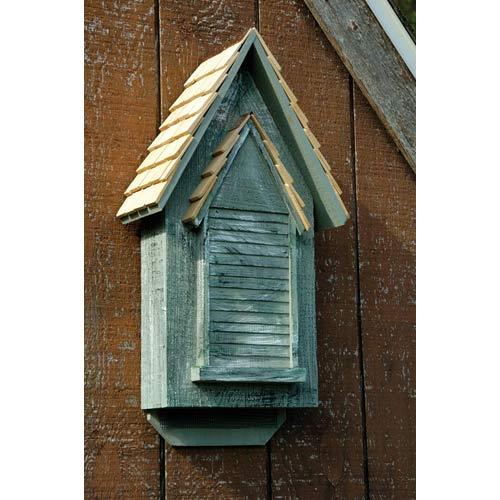 Victorian Grey Whitewash Bat House