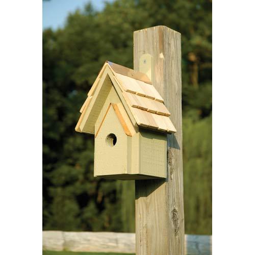 Classic Celery Birdhouse