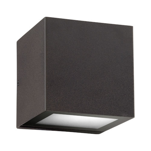 Ion Oil Bronze Two-Light LED Outdoor Wall Mount