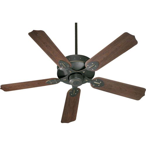 Hudson Old World Energy Star 52-Inch Patio Fan