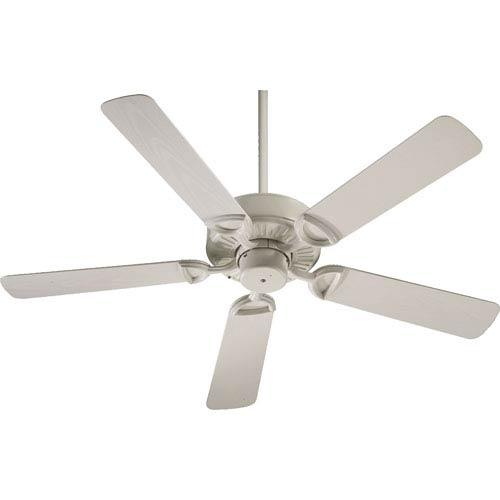 Estate Antique White Energy Star 52-Inch Patio Fan