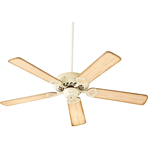 Monticello Persian White 52-Inch Ceiling Fan