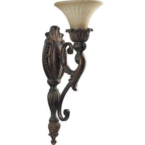 Madeleine One-Light Corsican Gold Sconce