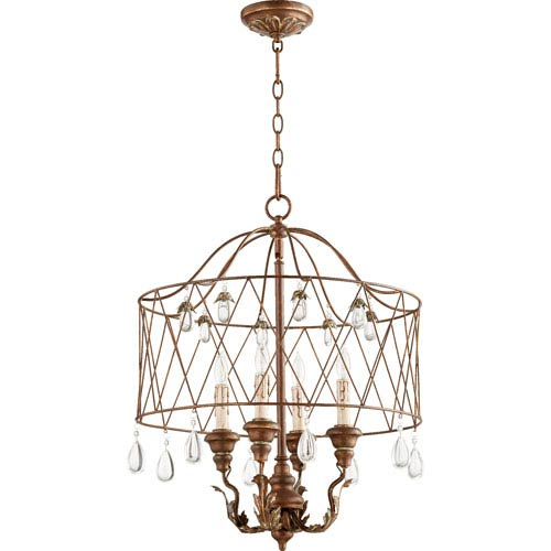 venice vintage light fixture bellacor