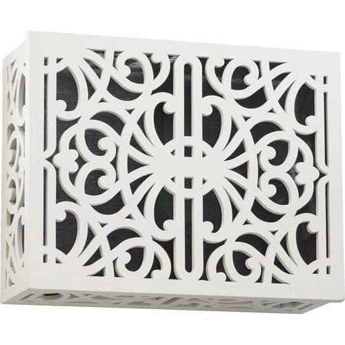 Primo Studio White 6-Inch Door Chime Cover