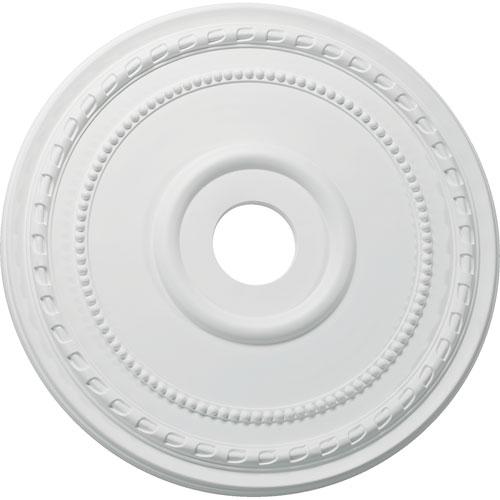 Studio White Ceiling Medallion Lighting