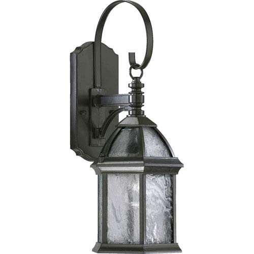 Quorum International Weston One-Light Timberland Granite Outdoor Wall Light