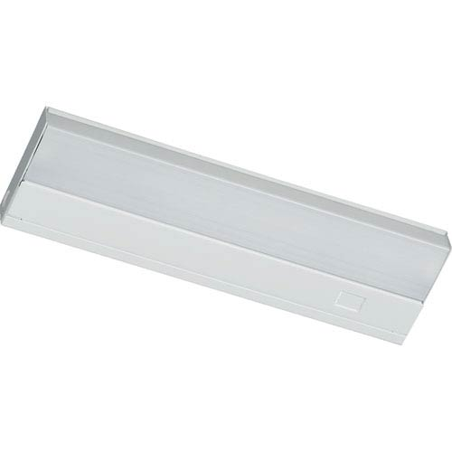 White 12-Inch 8W Under Cabinet Light