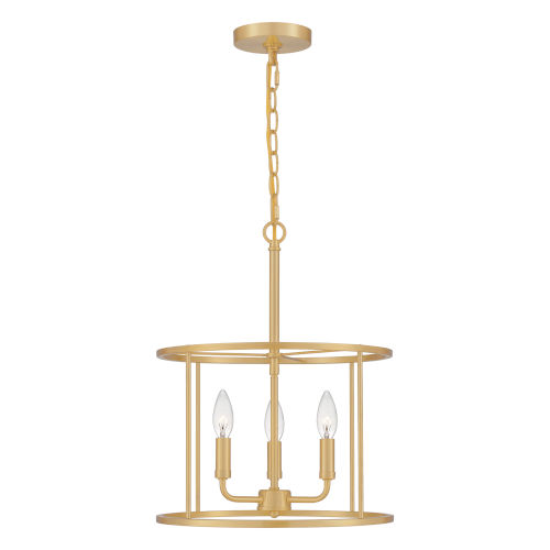 Abner Three-Light Pendant