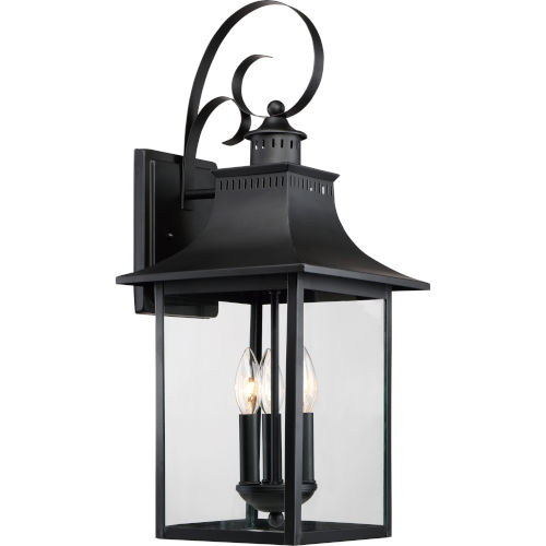 Traditional Outdoor Wall Lighting