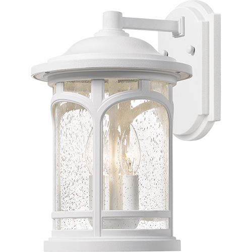Quoizel Marblehead Fresco 18-Inch Three-Light Outdoor Wall Sconce