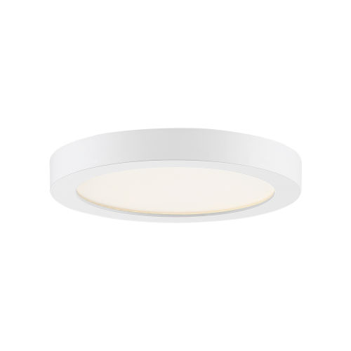Outskirt Fresco Eight-Inch LED Flush Mount