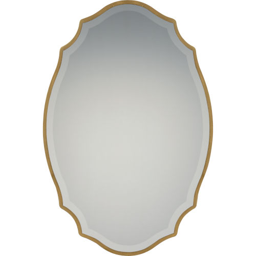 Monarch Gold 24-Inch Mirror