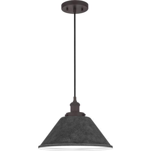 Sparrow Old Bronze One-Light Mini Pendant