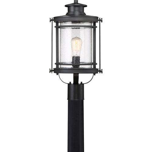 outdoor post lights led booker mystic black onelight outdoor post lantern lighting lamp posts bellacor