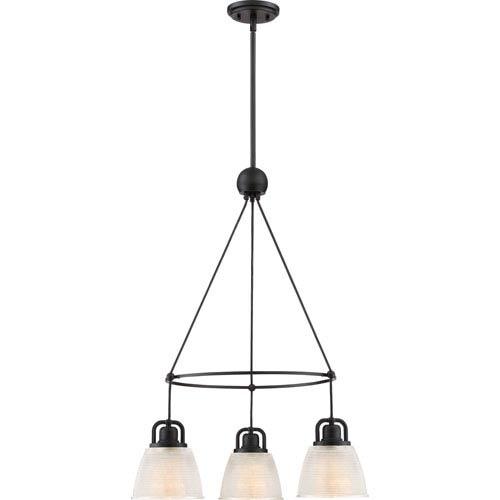 dinette lighting fixtures. Quoizel Dublin Mystic Black 23-Inch Three-Light Dinette Chandelier Lighting Fixtures L
