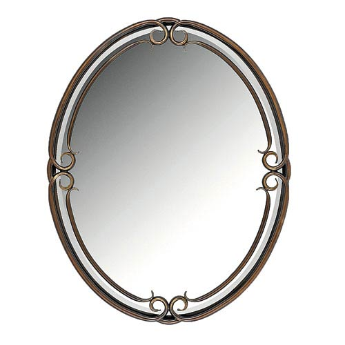 Duchess Oval Mirror
