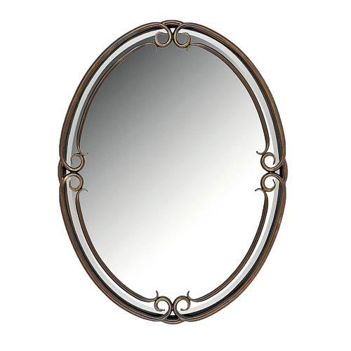 Duchess Large Oval Mirror