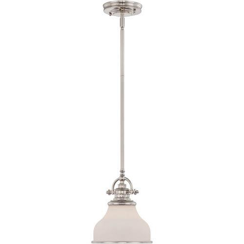 Grant Imperial Silver Mini Pendant