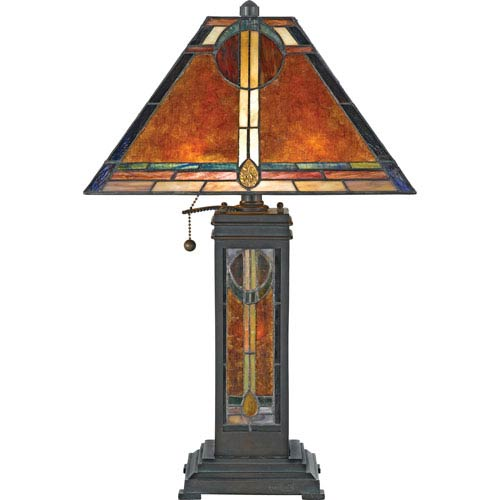 Exceptionnel Museum Of New Mexico Valiant Bronze San Gabriel Table Lamp