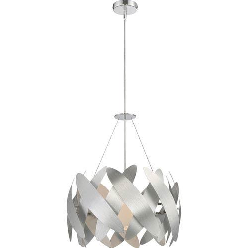 Platinum Collection Encompass Millenia One-Light Pendant