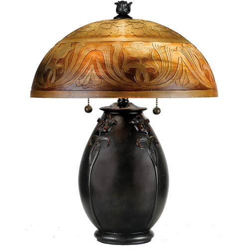 Glass Shade Table Lamps Free Shipping Bellacor
