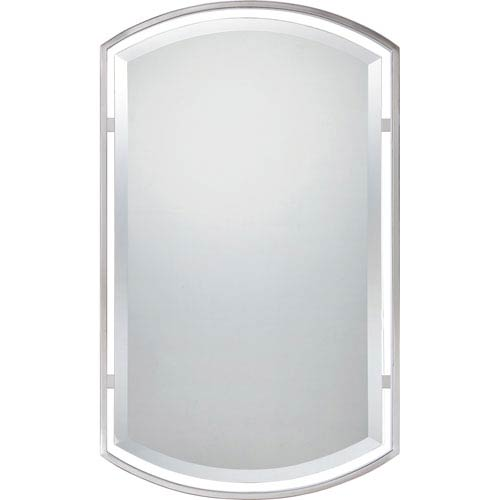 Quoizel Brushed Nickel Mirror