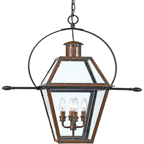Quoizel Rue De Royal Outdoor Hanging Pendant