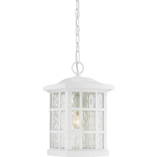 Stonington Fresco One Light Outdoor Pendant